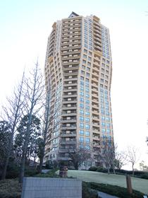 元麻布ヒルズ フォレストタワーの外観画像