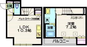 maison de O2階Fの間取り画像