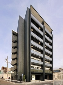 アンソレイユ横浜の外観画像