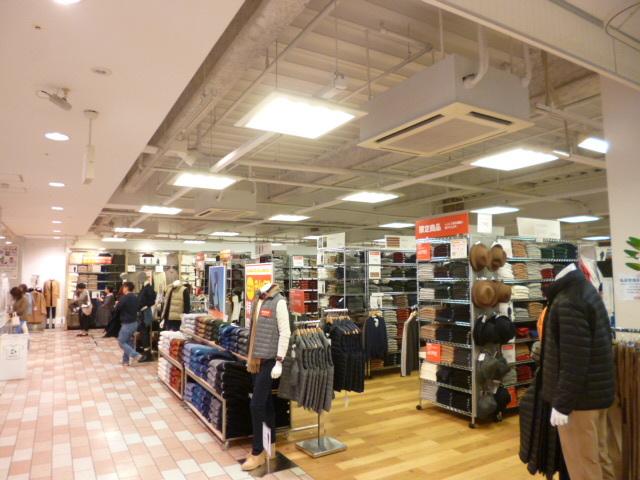 メゾンエスポ馬込[周辺施設]ショッピングセンター