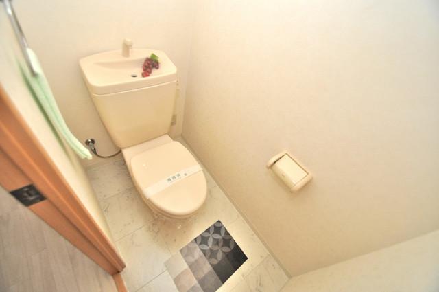 Ambition(アンビション) スタンダードなトイレは清潔感があって、リラックス出来ます。