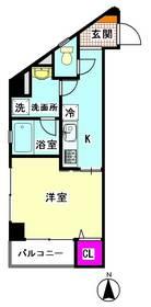 ガーデンコート石井 204号室