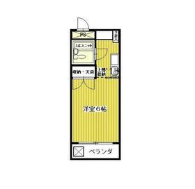 栗平駅 車10分4.1キロ3階Fの間取り画像