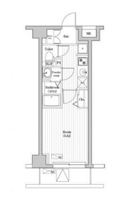 N-stage Fujisawa3階Fの間取り画像