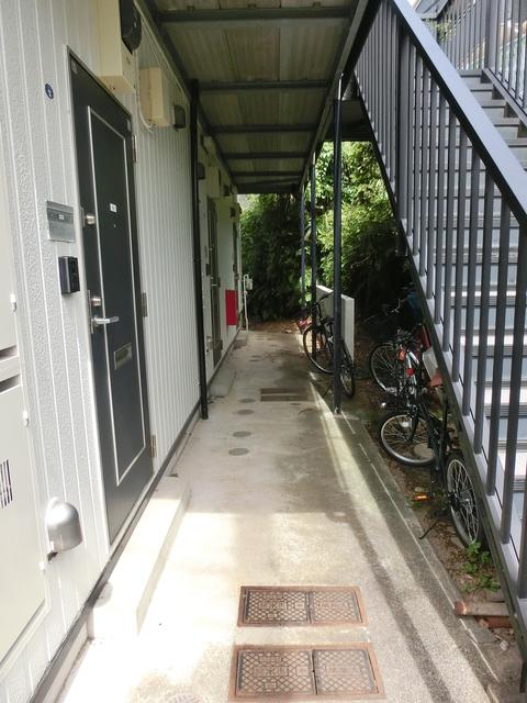 SHALL HOUSE妙蓮寺共用設備