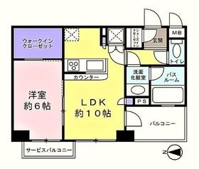布田駅 徒歩3分4階Fの間取り画像