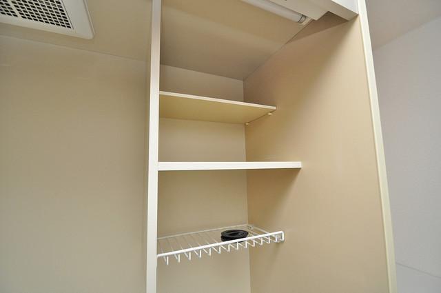 ラポルテじゅじゅ キッチン棚も付いていて食器収納も困りませんね。