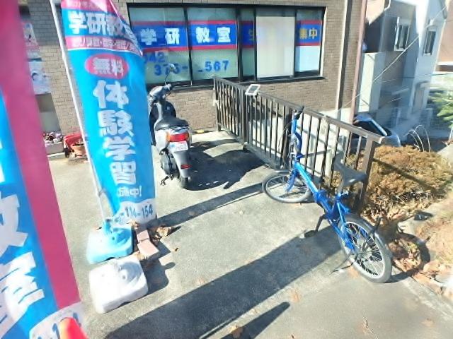 田邊ビル駐車場