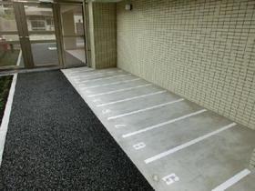 スカイコート木場ガーデン駐車場