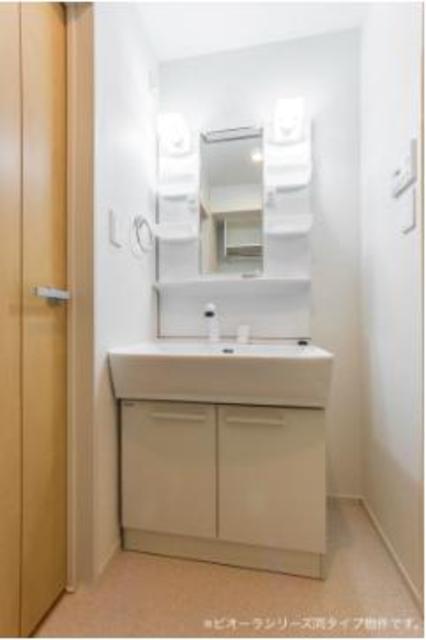 ル・シエル洗面所