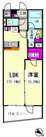 シャルール西五反田 305号室