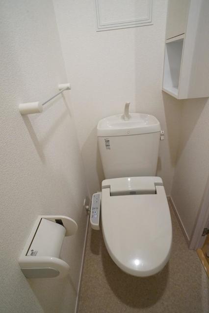 クラール和光トイレ