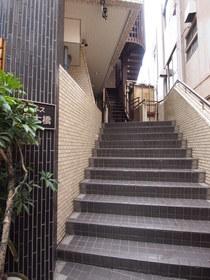 池尻大橋駅 徒歩1分エントランス