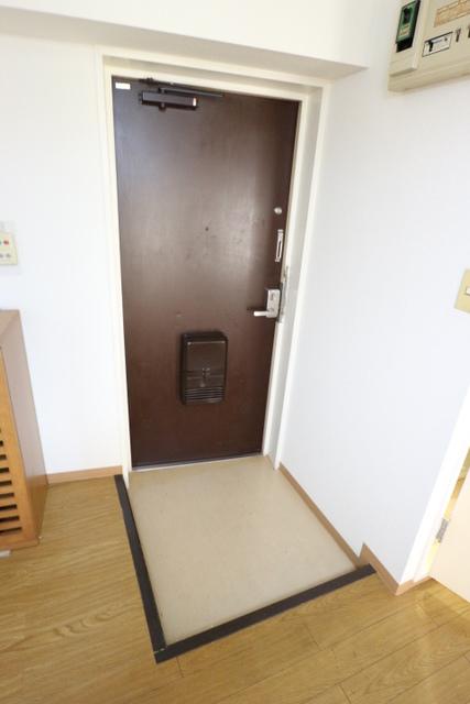 ベルメゾン富士見玄関