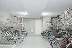 シェフルール西早稲田ラヴィーナ駐車場