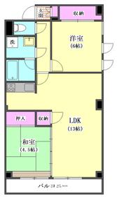 多摩リバーハイツ 301号室