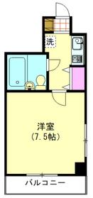プレミール山王 203号室