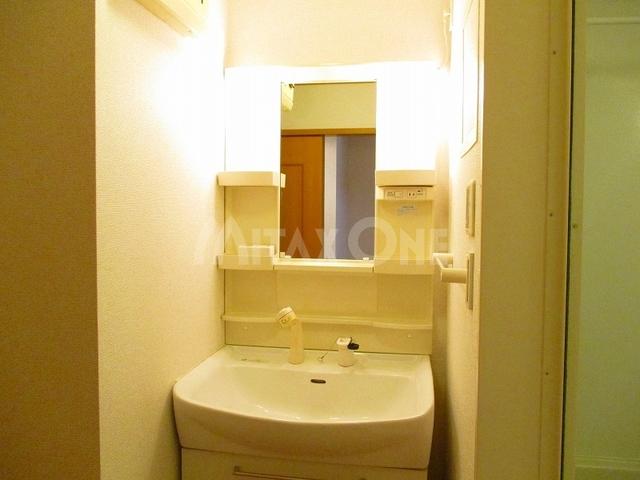 シュクレポワールビー(シュクレポワールB)洗面所