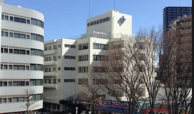 グリーンコート相模大野[周辺施設]病院