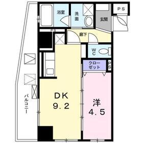 東武練馬駅 徒歩24分6階Fの間取り画像