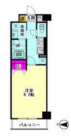 メゾン・ドゥ・クロシェット 307号室
