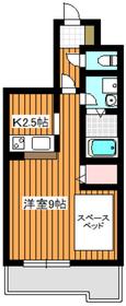 新高島平駅 徒歩13分4階Fの間取り画像
