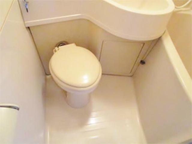 メゾンドノア聖蹟桜ヶ丘トイレ
