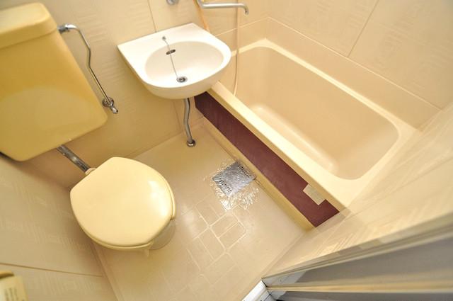 フローラ ラポルテ シャワー一つで水回りが掃除できて楽チンです