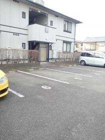 ソレーユ駐車場