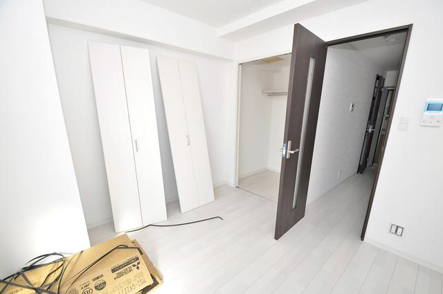 エム・ステージ今里 シンプルな単身さん向きのマンションです。
