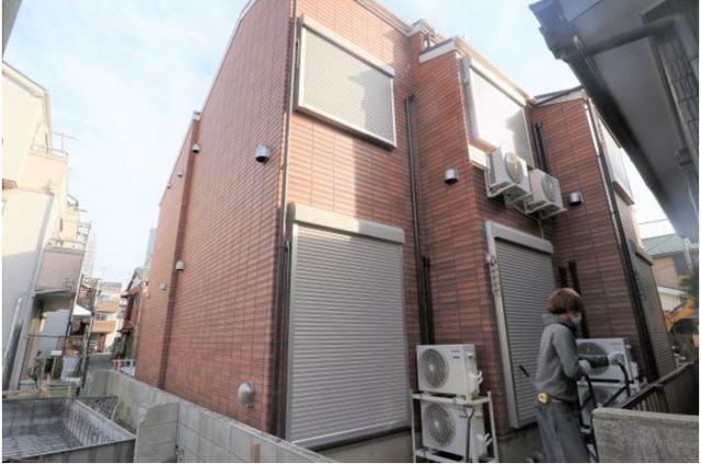 京急川崎駅 徒歩12分の外観画像
