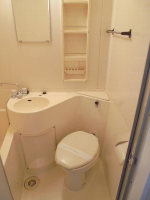 プラザドゥエリーゼBトイレ