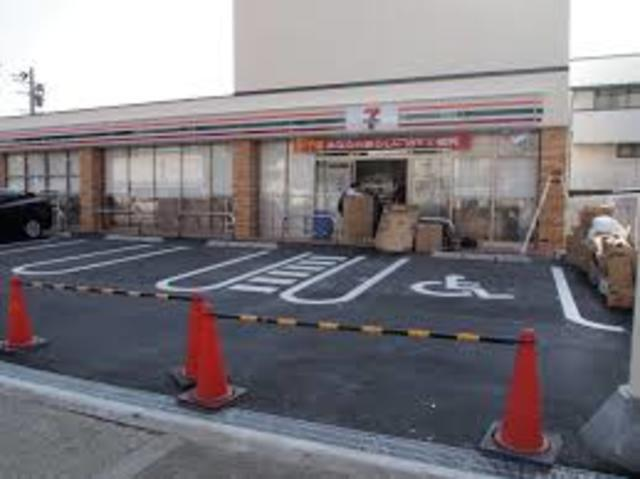 セブンイレブン大阪豊里大橋店