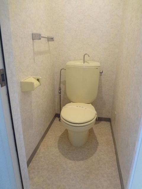 プラムハウストイレ