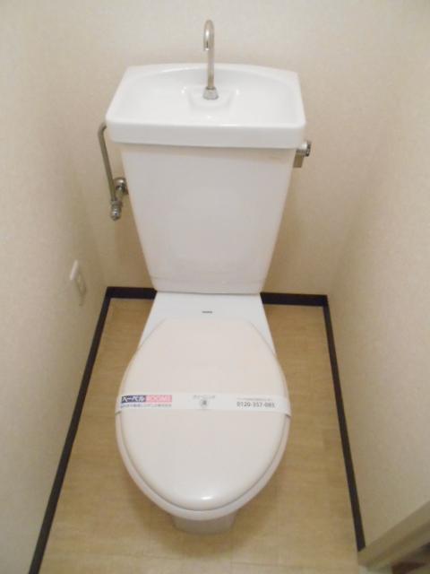ディアフラッツトイレ