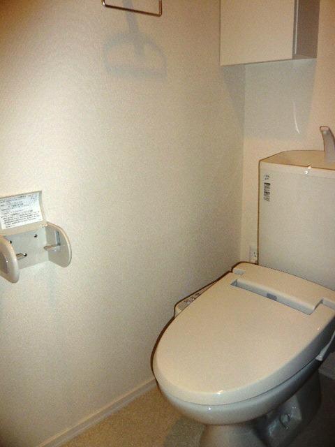 ル・クール武蔵野 1トイレ