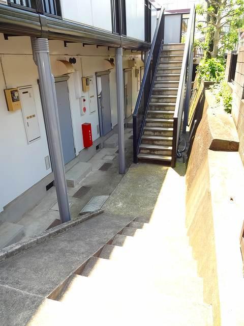 横浜駅 徒歩15分共用設備