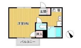マンションみふねNo.122階Fの間取り画像