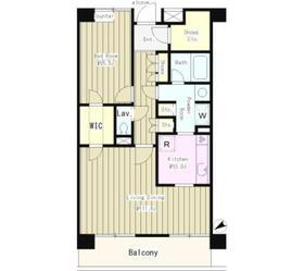 Casa-Aile1階Fの間取り画像
