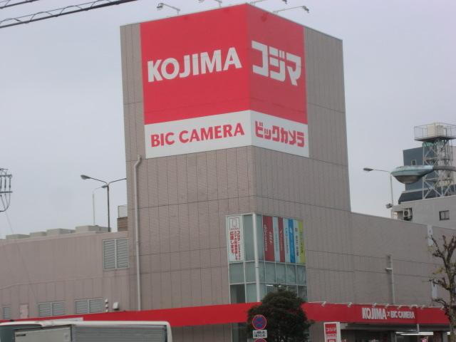 ドミールK[周辺施設]ショッピングセンター