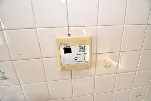 マンションSGI今里ロータリー 給湯器付いてます。お風呂沸かすのもラクラクです