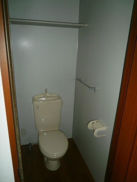 上星川駅 徒歩16分トイレ