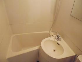 ピカピカのバスルームです!