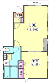リヴィオン西蒲田 101号室