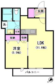メゾンK 302号室