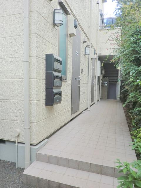 エスコート渋谷松濤エントランス