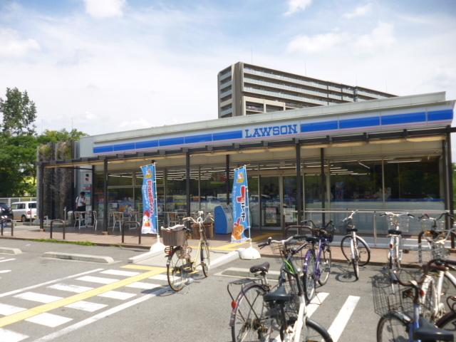 ローソン鶴見緑地駅前店
