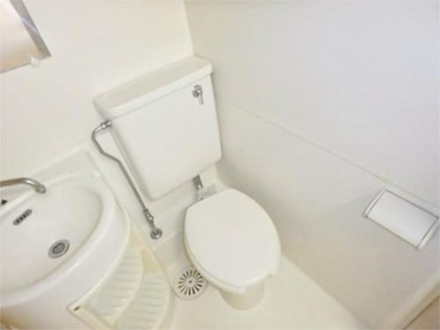 ドゥエル中和田トイレ