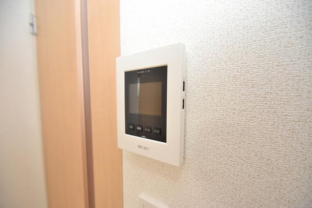 リジエールⅡ TVモニターホンは必須ですね。扉は誰か確認してから開けて下さいね