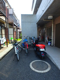 SAIKO2駐車場